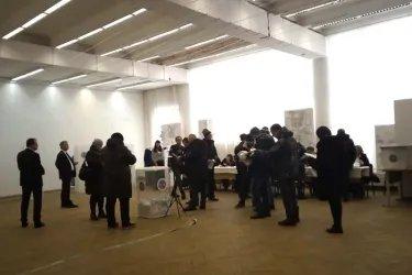Наблюдатели от МПА СНГ на зарубежном избирательном участке в Москве