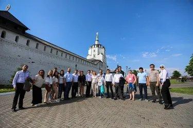 Историко-архитектурный музей-заповедник «Остров-град Свияжск»