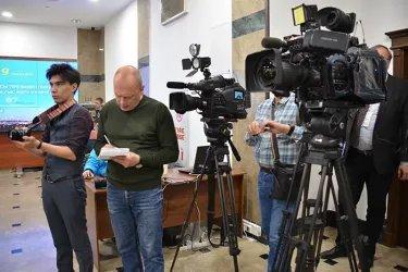 Деятельность группы наблюдателей от МПА СНГ, 08.06.19