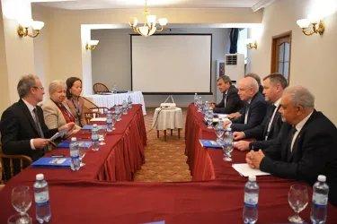 Встреча наблюдателей от СНГ с БДИПЧ ОБСЕ
