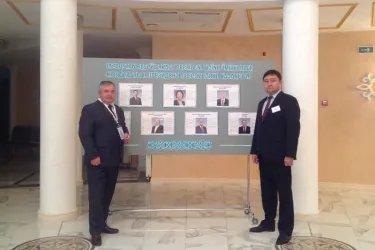 Наблюдатели от МПА СНГ на зарубежном избирательном участке в Минске