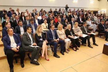 В Санкт-Петербурге открылся VII Российско-белорусский молодежный форум, 16.07.19