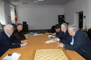 Встреча наблюдателей от МПА СНГ с лидерами партии «Воля народа»