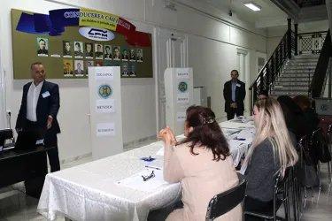 Голосование на дополнительных выборах в Парламент Республики Молдова