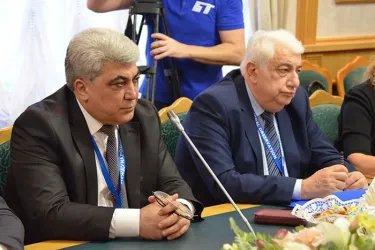 Встреча с Минской областной избирательной комиссией