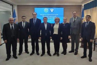 Встреча с руководством Либерально-демократической партии Узбекистана (ЛДПУз)