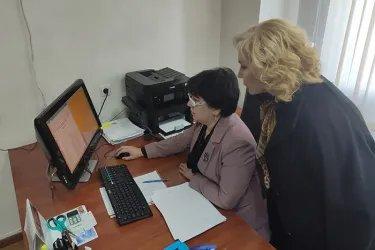 Окружная избирательная комиссия № 141 в г. Ташкент