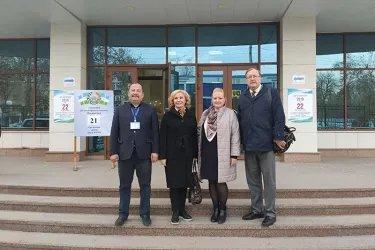 Окружная избирательная комиссия № 139 в г. Ташкент