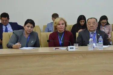 Наблюдатели от МПА СНГ посетили Народно-демократическую партию Узбекистана
