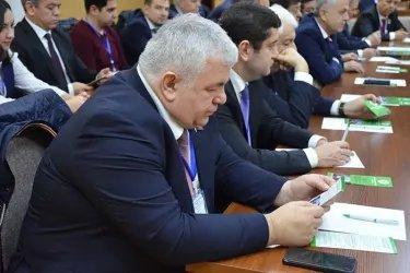 Встреча с председателем Экологической партии Узбекистана Борием Алихановым