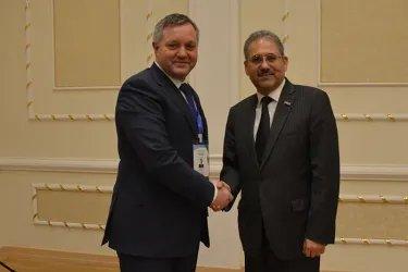 Встреча с членом Сената Олий Мажлиса Республики Узбекистан Алишером Курмановым