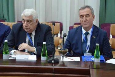 Посещение штаба Либерально-демократической партии Узбекистана