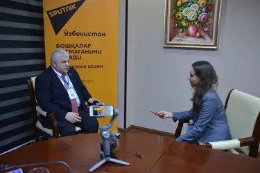 Казбек Тайсаев в эфире ИА Sputnik
