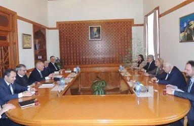 Наблюдатели от МПА СНГ проводят мониторинг внеочередных парламентских выборов в Баку и регионах Азербайджанской Республики, 16.01.20