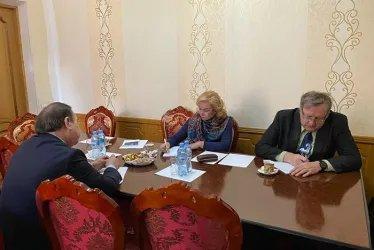 В штабе Партии экономических реформ Таджикистана