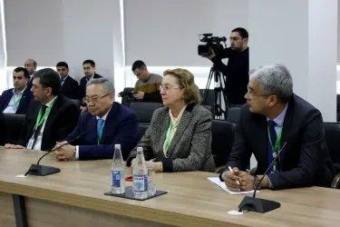 Мониторинговая группа МПА СНГ обсудила ситуацию с выборами в Милли Меджлис с представителями политических партий, 08.02.20