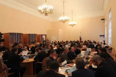 «Об обеспечении парламентской деятельности говорили в Таврическом дворце 19 сентября 2013