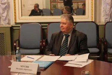 Заседание Президиума МЦУС при Экономическом Суде СНГ 21.11.2013