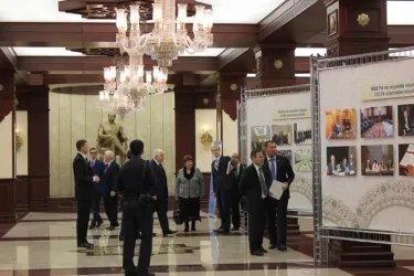 В Баку показали фотоотчет о президентских выборах 2013 года