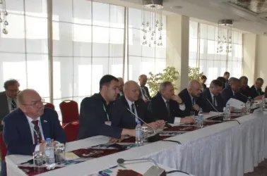 Встреча с председателем Партии экономических реформ Таджикистана