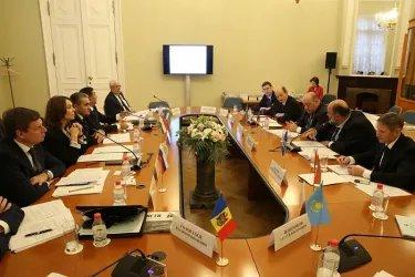 Заседание Постоянной комиссии МПА СНГ по экономике и финансам (21 ноября 2019 года)