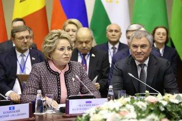 Заседание Совета МПА СНГ (21 ноября 2019 года)