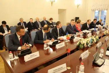 Заседание Постоянной комиссии МПА СНГ по аграрной политике, природным ресурсам и экологии (21 ноября 2019 года)