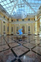 Атриум Таврического дворца