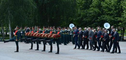 Парад в честь 75-летия победы в Великой Отечественной войне, 24.06.2020