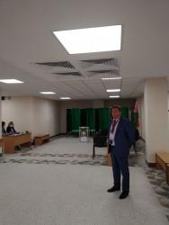 Наблюдатели от МПА СНГ приступили к мониторингу выборов Президента Республики Беларусь, 06.08.2020