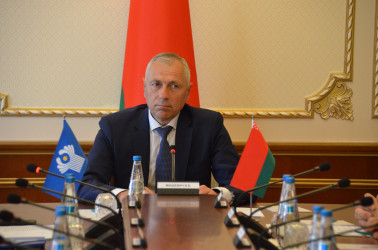 Встреча с руководством Палаты Представителей НС Республики Беларусь