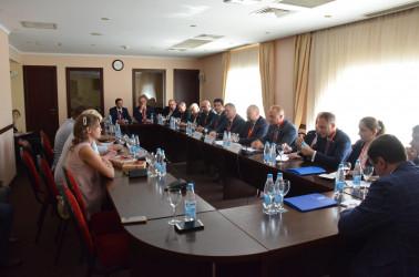 Наблюдатели от МПА СНГобсудили роль наблюдателей на выборах с представителями общественных движений Беларуси,08.08.2020