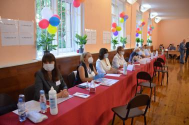 В Беларуси выбирают главу государства: мониторинговая группа МПА СНГ наблюдала за открытием участков, 09.08.2020
