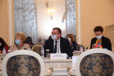 Заседание Постоянной комиссии МПА СНГ по науке и образованию, 08.10.2020