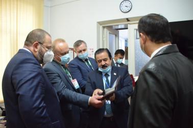 Открытие участков_Душанбе_11.10.2020