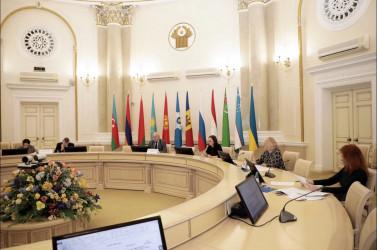 Заседание экспертной группы по доработке и согласованию проекта Плана мероприятий по реализации Стратегии международного молодежного сотрудничества на 2021–2030 годы, 22.10.2020