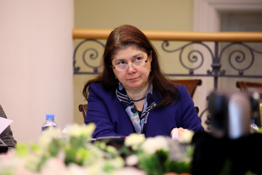 Заседание Постоянной комиссии МПА СНГ по правовым вопросам, 23.10.2020