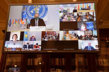 Международные эксперты обсудили вопросы сотрудничества в области здравоохранения
