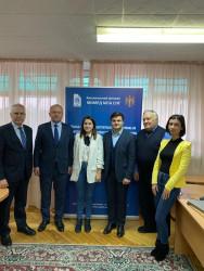 В Кишиневском филиале МИМРД МПА СНГ вручили дипломы