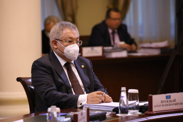 Заседание Совета МПА СНГ _27.11.2020