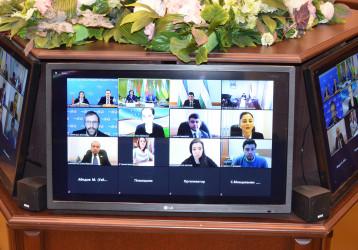 Международная видеоконференция «Молодежь против героизации нацизма», 18.12.2020