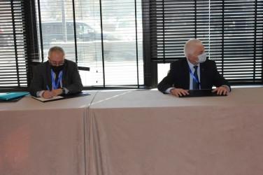 Встреча с руководством мониторинговой миссии БДИПЧ ОБСЕ_Кыргызстан, 10.01.2021
