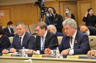 Пресс-конференция наблюдателей на выборах в Мажилис_11.01.2021