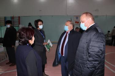 Наблюдатели от МПА СНГ ведут мониторинг досрочных выборов Президента Кыргызской Республики, 10.01.2021