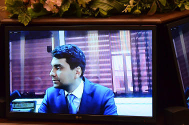 Заведующий кафедрой конституционного права Таджикского национального университета профессор Азиз Диноршоев