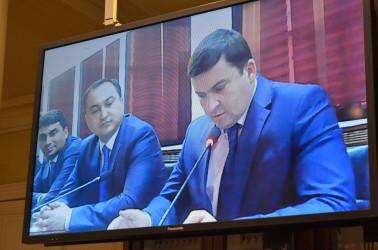 Ректор Таджикского национального университет профессор Кобилджон Хушвахтзода