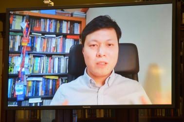 Доцент Института российских, восточно-европейских и центрально-азиатских исследований (Китайская академия общественных наук, CASS) Ван Чэньсин