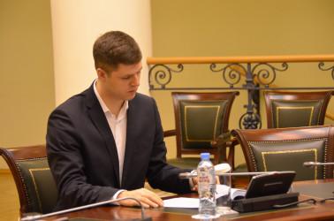 Консультант аналитического отдела дирекции МИМРД Максим Андреев