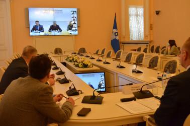 Круглый стол «Опыт и перспективы развития органов местного самоуправления на постсоветском пространстве»