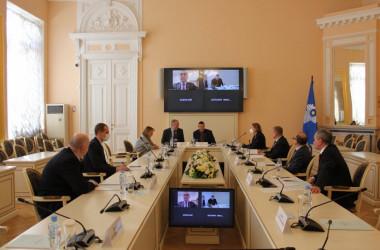 Заседание Экспертного совета при Постоянной комиссии МПА СНГ по правовым вопросам (10 марта 2021 года)